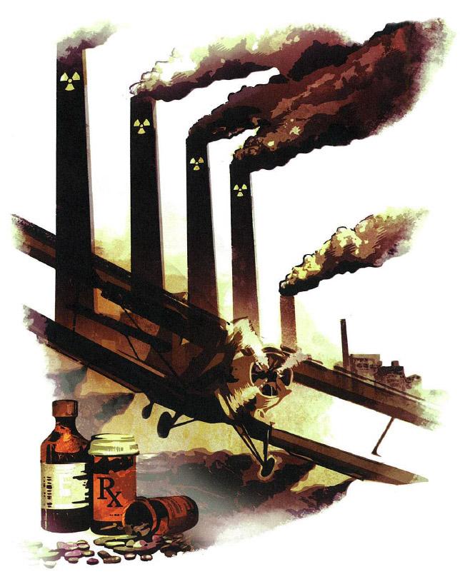 purifikačný program toxíny